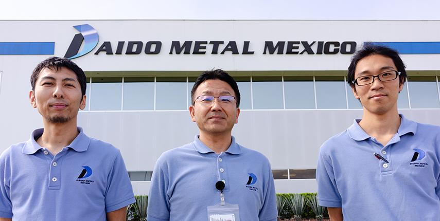 導入事例 Daido Metal Mexico S.A. de C.V.