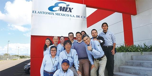 株式会社エラストミックス/ELASTOMIX MEXICO S.A. de C.V.